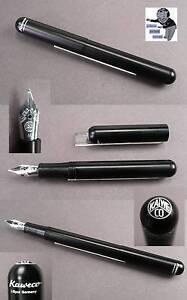 Kaweco Liliput Fountain Pen Holder Made of Aluminium IN Black #