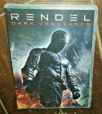 Rendel: Dark Vengeance (DVD, 2018, Widescreen)