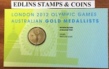 2012 $1 London Olympic Games Australian gold medallists- sailing men's 470 class