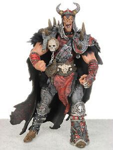 Spawn Series 22 Dark Ages Viking Age SPAWN THE BLOODAXE McFarlane 2002