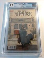 Doctor Strange #381 CGC 9.8 Walta 1:25 Variant 1st Bats The Dog Donny Cates 1of4