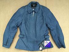 """RICHA Ladies Textile Motorbike / Motorbike Jacket Size UK 6 (30"""" chest) (#C77)"""