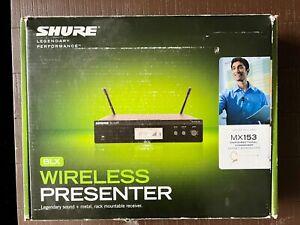 Shure Wireless Microphone - BLX