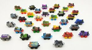 Lot of 34 Thomas The Train Mini's Fisher Price Trains Engines