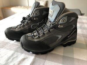 Scarpa Goretex Hiking Walking Boots Uk Size 7 EUR 41