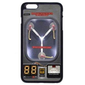 Back Future Flux Capacitor For iPhone iPod Samsung LG Moto SONY HTC HUAWEI Case