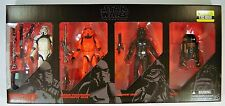 "Hasbro Star Wars The Black Series Imperial Forces 6"" Figures 4PK EE Exclusive"