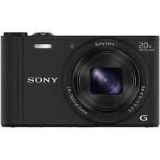 Sony DSCWX350 18 MP Digital Camera (Black) New