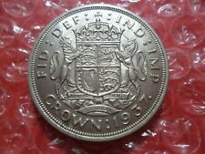 More details for 1937 george vi crown.