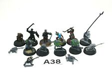 Warhammer Lord Of The Rings Orc And Goblin Lot Incomplete - A38