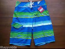 72e0ccc35f NWT NEW Mossimo Young Men's Board Shorts Swim Trunks Boardshorts Size 30  Waist