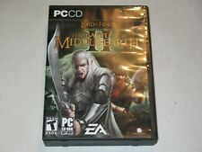 The Battle for Middle Earth 2 Pc Dvd's 2-6