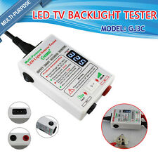 SID GJ3C TV LED Light Source Current Tester Meter Tool All Size LCD Beads Repair