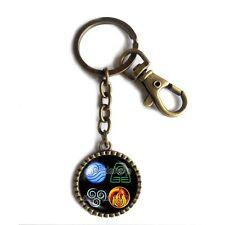 Avatar the last Airbender Keychain Key Chain Key Ring Keyring Legend of Korra