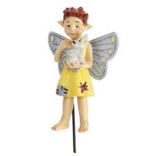 Miniature Dollhouse Fairy Garden - Swamp Fairy - Possum Pearl - Accessories