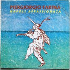 PIERGIORGIO FARINA - Napoli appassionata - LP VINYL 1989 NEAR MINT PUNZONATO