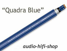 Sommer Cable Lautsprecherkabel Excelsior SC-Quadra Blue 4 x  4 qmm Meterware NEU