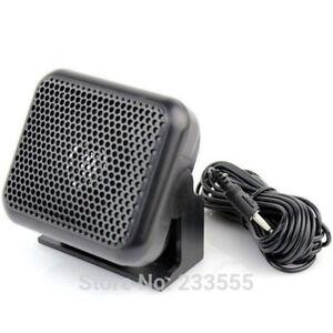 NSP-100 External Speaker for Ham Radio Walkie Talkie FT-1900R FT-1907R FT-7800R