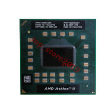AMP340SGR22GM FOR AMD Athlon II Dual-Core P340 2.2 GHz CPU Processor Socket S1
