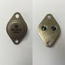 2N3773 SGS TO-3 NPN TRANSISTOR x1PC