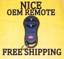 OEM 99-04 JEEP LOGO CHEROKEE + GRAND KEYLESS REMOTE FOB TRANSMITTER 56036859