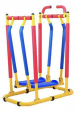 Indoor Air Walker Glider Elliptical Fitness Exercise Machine Workout for Kids