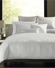 HOTEL COLLECTION Luminescent CAL KING Bedskirt Alabaster Y091