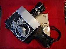 Bolex S1 Zoom Reflex Automatic Doppel 8 Filmkamera 1964 Jahr