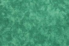100 % Cotton fabric ~ Green Marble ~ BTY