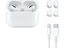 Apple AirPods Pro - Blanco + Estuche carga inalámbrico (Nuevos precintados)