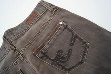 CAMBIO Jeans Norah Regular Damen Women Hose stretch Gr.34 stone wash braun #97