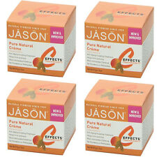 4 PACK Jason Natural Products Ester-C Cream Creme Perfect Solutions - 2 oz EACH
