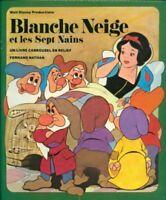 Blanche-neige et les sept nains - Walt Disney Company - Livre - 282804 - 2355859