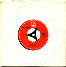 "JUDY COLLINS - BOTH SIDES NOW / HEY THAT'S NO WAY TO SAY GOODBYE 7"" 45RPM SINGLE"