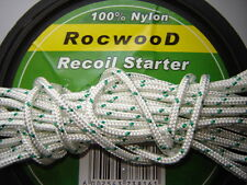 10 MTR X4mm PULL CORD NYLON ROPE  ATCO BALMORAL AND LAWNMOWER SPARE PARTS