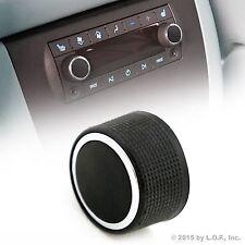 Rear Control Knob Audio Radio Cadillac Escalade Enclave Tahoe Chevrolet GMC New