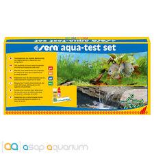 Sera Aqua Test Set Aquarium Water Multi Test Kit Fast Free USA Shipping