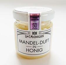 Honig Mandel Duft in Honig Bienenhonig 50g Mini Glas Imkerqualität Brotaufstrich