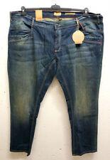 L32 Herren-Jeans aus Denim in Plusgröße