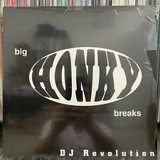 DJ REVOLUTION - BIG HONKY BREAKS (VINYL LP)  2001!!!  RARE!!!  SEALED