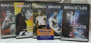 BRUCE LEE - Versione Rimasterizzata 5 DVD