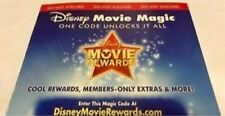 Disney Movie Rewards Toy Story 3 DVD Points Only 100pts NO MOVIE