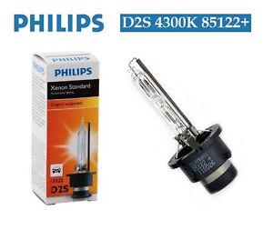 D2S Philips 4300K OEM XENON BULB LAMP BMW Mercedes VW AUDI Chrysler NEW Warranty