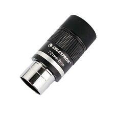 """1PCS Astronomical Telescope Celestron Eyepiece 1.25"""" 7-21mm Zoom Continuous"""