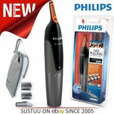 Tondeuses Philips pour rasage nez/oreilles