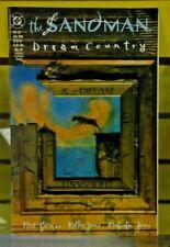 Sandman #18 Neil Gaiman Dc Vertigo 1990 Dream Country Vf Huge Auction Now