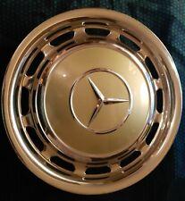 Mercedes Benz W123 / W107  Chrom-Radkappe 14