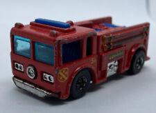 Hot Wheels Vintage 1976 Fire Eater Truck Made in Hong Kong
