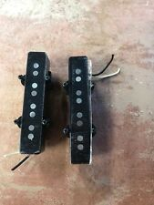 #3229 Squier AFN P Bass Pickup Jack & Harness Set OEM Repair Replacement Parts