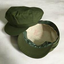 1PCS Surplus Chinese PLA Army Type 65 Green Hat Cap XL